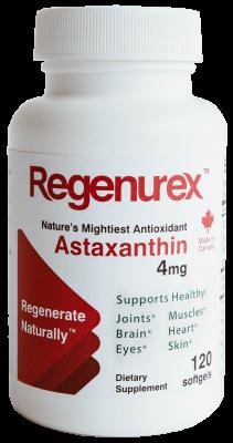 Regenurex Astaxanthin Reviews